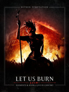 WITHIN TEMPTATION Let Us Burn DVD Box Set