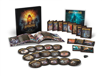 BLIND GUARDIAN A Traveler's Guide To Space And Time CD Box Set