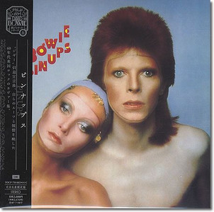 DAVID BOWIE - Pin Ups (CD ALBUM)
