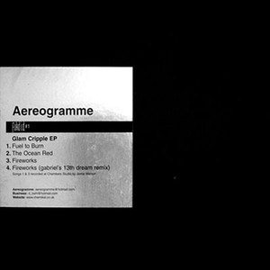 "AEREOGRAMME - Glam Cripple EP (5"" CD SINGLE)"