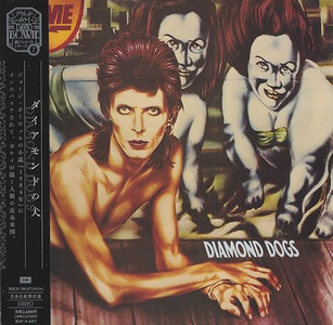 DAVID BOWIE - Diamond Dogs (CD ALBUM)