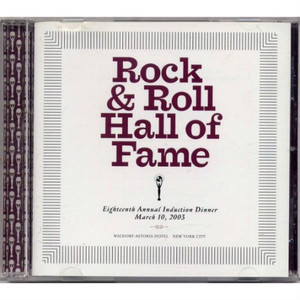 AC/DC - Rock & Roll Hall Of Fame 2003 (CD ALBUM)