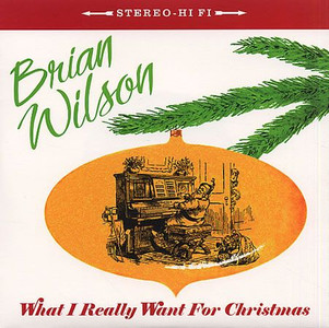 "BRIAN WILSON - What I Really Want For Christmas (7"" Vinyl Single)"