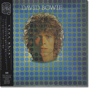 DAVID BOWIE - David Bowie (CD ALBUM)