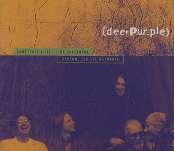 "DEEP PURPLE - Sometimes I Feel Like Screaming (5"" CD SINGLE)"