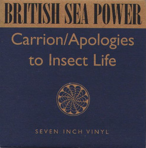 "BRITISH SEA POWER - Carrion (7"" Vinyl Single)"