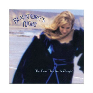 "BLACKMORE'S NIGHT - The Times They Are A Changin' (5"" CD SINGLE)"