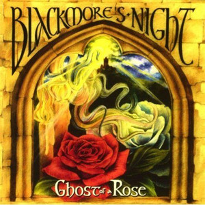 BLACKMORE'S NIGHT - Ghost Of A Rose (CD ALBUM)