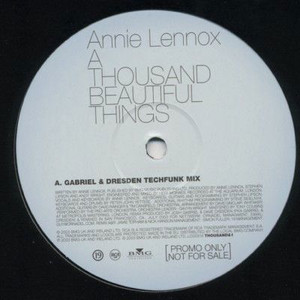 "ANNIE LENNOX - A Thousand Beautiful Things (12"" Vinyl Single)"