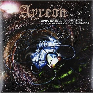 AYREON Universal Migrator Part II Flight Of The Migrator UK 180g vinyl 2LP NEW