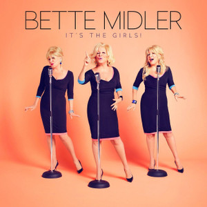 BETTE MIDLER It's The Girls! 2x LP Vinyl
