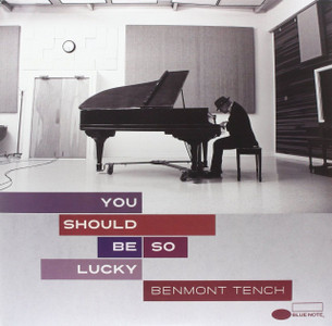BENMONT TENCH You Should Be So Lucky 2x LP Vinyl