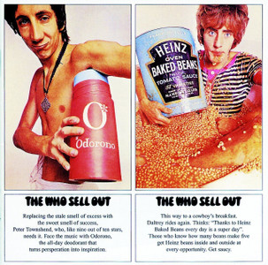 THE WHO Sell Out Vinyl LP