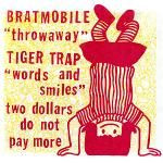 "BRATMOBILE - Throwaway (7"" Vinyl Single)"