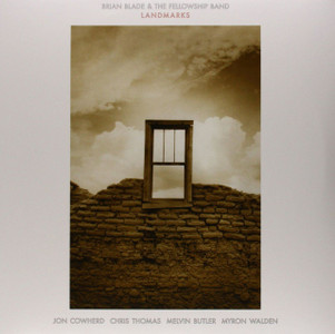 BRIAN BLADE & FELLOWSHIP BAND Landmarks 180g vinyl 2-LP SEALED / NEW