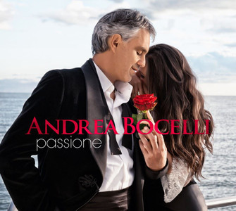 ANDREA BOCELLI Passione CD 2013 NEW Free UK P&P