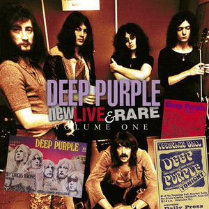 DEEP PURPLE New Live And Rare (Live In Europe 1969-71) 2011 CD Official Archive