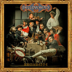 BELLOWHEAD Broadside CD BRAND NEW / SEALED