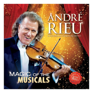 ANDRE RIEU Magic Of The Musicals 2014 CD NEW/SEALED