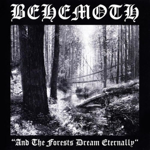 BEHEMOTH And The Forests Dream Eternally 2013 Polish vinyl LP SEALED/NEW Nergal