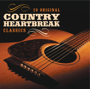 COUNTRY HEARTBREAK - 20 Original Classics 2012 CD NEW/UNPLAYED Dolly Parton