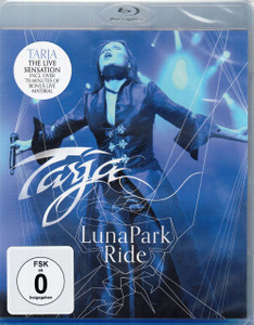 TARJA Luna Park Ride 2015 Blu-ray + Bonus Features SEALED/NEW Nightwish