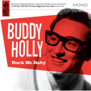 BUDDY HOLLY Rock Me Baby 2009 24-track Compilation CD NEW / SEALED