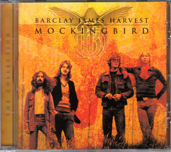 BARCLAY JAMES HARVEST Mocking Bird 2001 UK 12-track CD NEW / SEALED