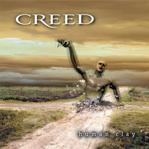 CREED Human Clay 1999 UK 12-track CD album NEW/SEALED