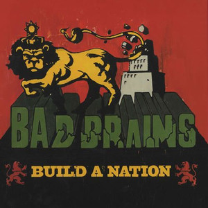 "BAD BRAINS - Build A Nation (7"" Vinyl Box Set)"