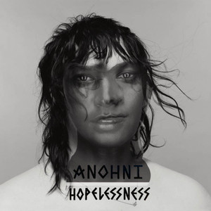 ANOHNI Hopelessness UK 2016 heavyweight 180g vinyl LP + free CD NEW/SEALED