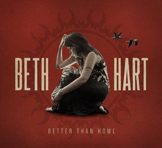 BETH HART Better Than Home 2015 10-track CD album NEW/SEALED