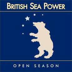 BRITISH SEA POWER - Open Season (Vinyl LP)