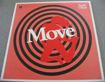 "ANDY ONYX - Move (12"" Vinyl Single)"