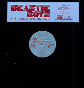 "BEASTIE BOYS - Ch-Check It Out (12"" Vinyl Single)"