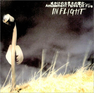 "AMUSEMENT PARKS ON FIRE - In Flight (12"" Vinyl Single)"