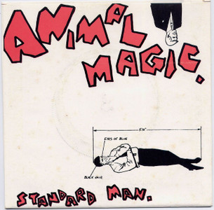 "ANIMAL MAGIC - Standard Man (7"" Vinyl Single)"