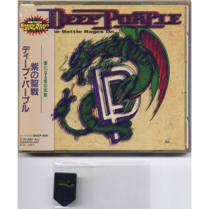 DEEP PURPLE - The Battle Rages On (CD ALBUM)