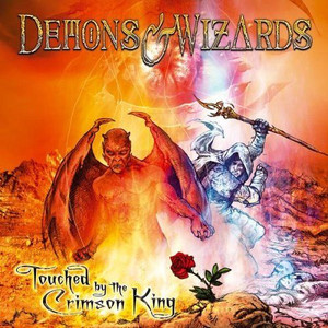DEMONS & WIZARDS - Touched By The Crimson King (CD ALBUM)