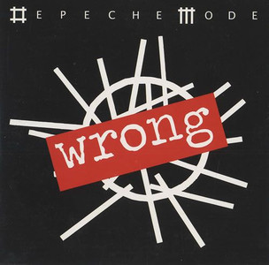 "DEPECHE MODE - Wrong (5"" CD SINGLE)"