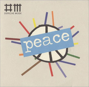 "DEPECHE MODE - Peace (5"" CD SINGLE)"