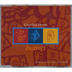 "CROWDED HOUSE - Instinct (5"" CD SINGLE)"