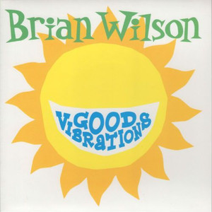 "BRIAN WILSON - Good Vibrations (7"" Vinyl Single)"