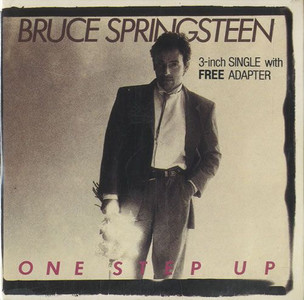 "BRUCE SPRINGSTEEN - One Step Up (3"" CD SINGLE)"