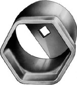 "1901 - 2.3/32"" x 3/4"" Dr. 6Pt. Wheel Bearing Locknut Wr."