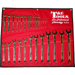 13126A - 26Pc. Combination Wrench Set (Metric)