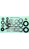 74437 - REPAIR PARTS KIT - Not Available