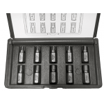 8949 - 10Pc. Wedge-Proof Screw Extractor Set