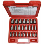 8988 - 25Pc. Multi-Spline Screw Extractor Set