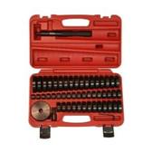 9012 - 50 Piece Custom Bush Bearing & Seal Driver Set